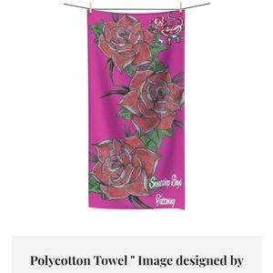 Polly cotton towels